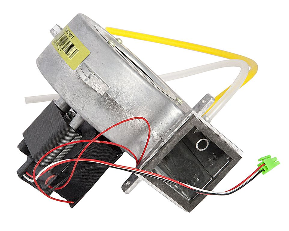 Вентилятор для котла (рисунок)